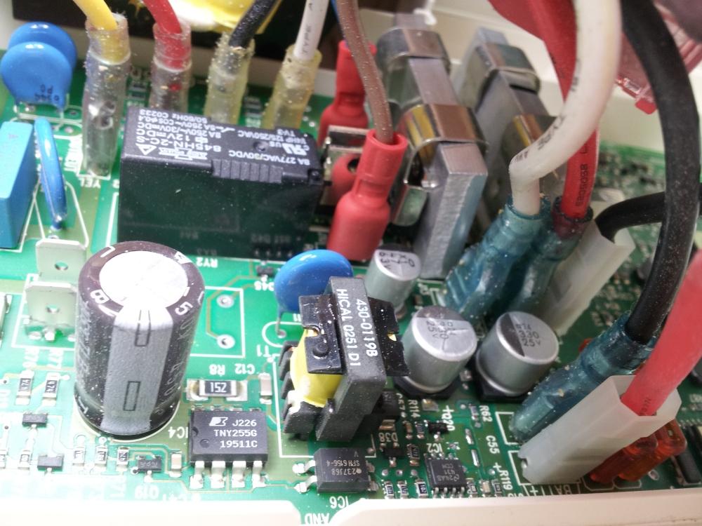 High Current Connectors